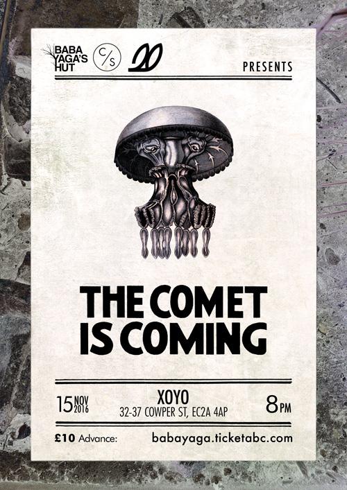 XOYO comet-15-novemberweb